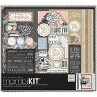 Me  My Big Ideas BOX 79 Boxed Album Kit 12X12 Lacey Charm NEW