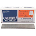 5000 Draper 20mm Brad Nails for the 57563 and 83659 Staplers/Nailers