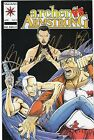 Archer  Armstrong 9 Valiant 1993 signed by Bernard Chang no COA