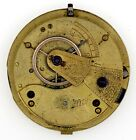 ENGLISH LEVER GOING BARREL POCKETWATCH MOVEMENT SPARES & REPAIRS Q119