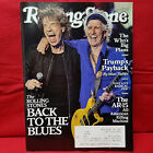 THE STONES! Rolling Stone Magazine 1275 Mick Keith December 1 2016 Lady Wood