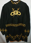 1800s Odd Fellows Vintage Masonic IOOF Victorian Fraternal Costume Tunic