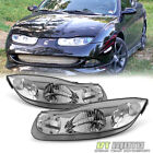 2001 2002 Saturn SC Series SC1 SC2 Coupe Headlights Head Lamps Left+Right 01 02