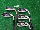 Callaway X 20 Irons 6 P 75g Light Senior Graphite