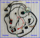 COMPLETE ELECTRICS Harness wires 50cc 70cc 110cc CDI WIRING HARNESS