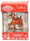 2016 Hallmark Rudolph the Red Nosed Reindeer Rudolph in Jingle Bells Ornament!