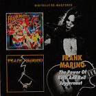 FRANK MARINO:THE POWER OF ROCK AND ROLL&JUGGERNAUT DOUBLE CD