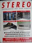 STEREO 11/93 PIONEER PD 09,ACCUPHASE E 207,MERACUS ONESTRA,SPHINX PROJEJT TEN
