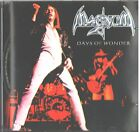 Days of Wonder by Magnum (CD, 2000 Zoom Club Records) UPC 5036408003836