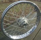 Honda CB350 CL350 18 inch front wheel  CB CL 350 360 400 cafe