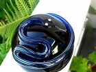 Amazing CORREIA BLUE/SILVER STRIPED SNAKE PAPERWEIGHT: 3