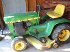 MOWER DECK ONLY Model 110 John Deere Garden Tractor Riding Mower DECK