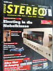 STEREO 6/13 ELETROCOMPANIET ECI 6,ACCUPHASE E 260,CAMBRIDGE 752 BD,VPI TRAVELLE