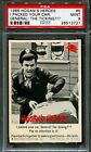 1965 HOGAN'S HEROES #5 I PACKED YOUR CAR, POP 1 PSA 9 N2397025-721