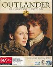 Outlander Collection Season One and Two 1 and 2 NEW Bluray Blu-ray