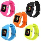 Silicone Bracelet Fitness Sports Strap Band For Apple Watch iwatch 42mm