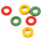 Kyosho MR-03 Color Washer Set of Long King Pin Ball Mini-Z EP RC Cars #MZW412-1