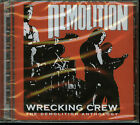 Demolition Wrecking Crew The Anthology CD new