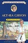Althea Gibson Young Tennis Player Childhood of Famous Americans