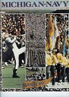 1977 Navy Michigan college football program Bo Schembechler