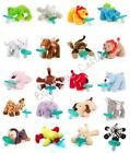 WubbaNub Infant Newborn Baby Soothie Pacifier You Choose Animal