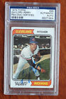 Gaylord Perry PSA DNA Certified 1974 Topps #35 Auto Cleveland Indians HOF