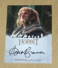 2014 Cryptozoic The Hobbit: An Unexpected Journey Autographs Guide 26