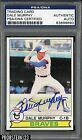 1979 Topps Dale Murphy Braves Signed AUTO PSA DNA Certified