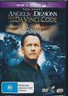 Tom Janks Anges And Demons and The Da Vinci Code 2-movie DVD NEW sealed