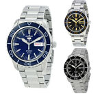 Seiko 5 Sports Edition Automatic Stainless Steel Mens Watch - Choose color