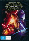 Star Wars The Force Awakens DVD NEW Region 4 Harrison Ford Daisy Ridley