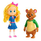 New Disney Junior Goldie and Bear Doll Set Model24033070