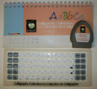 Cricut Cartridge Calligraphy Collection Linked No Box FREE SHIPPING