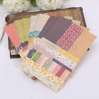 8 Sheets Lot Paper Stickers Scrapbook Calendar Diary Planner Decor Accessories