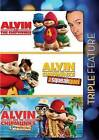 Alvin Chipmunks Triple Feature Alvin and the Chipmunks / Alvin and the chipmunk