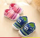 2017 Infant Shoes Breathable Baby Squeaky Shoes Toddler Boy Girl Walking Shoes
