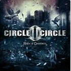 CIRCLE II CIRCLE - REIGN OF DARKNESS NEW CD