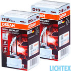 OSRAM D1S 66140XNB NIGHT BREAKER UNLIMITED Xenon Scheinwerfer Lampe NEU AM