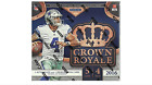 NEW 2016 CROWN ROYALE FOOTBALL SEALED RETAIL 2 BOX LOT - 1 AUTO