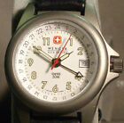 Wenger 72405 Titanium Field Issue Women's S.A.K.Vintage Collectible White Dial