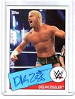 2015 Topps WWE Heritage Wrestling Cards 12