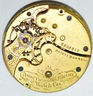 ART DECO WALTHAM POCKET WATCH MOVEMENT 29mm FOR PARTS REPAIRS P531