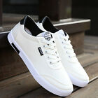 Mens Fashion Classic Canvas Sport Shoes Sneakers Recreational Casual Shoes