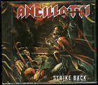 Ancillotti Strike Back CD new Pure Steel Records PSRCD132