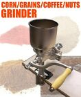Brand New MTN Large Cast Iron Hand Corn Coffee Grains Grinder Wheat Nut Mill