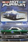 Indiana State Police Trooper 1965 Ford Galaxie GREENLIGHT 1 64 VERY RARE