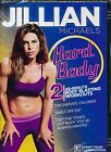 Jillian Michaels Hard Body 2 DVD NEW 45 minute body blasting workouts