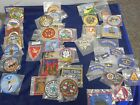 40 Vintage South Carolina District Royal Rangers Patches Lot 1980 2001 SC RR