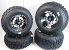 YAMAHA Raptor YFM250R 250 Machine ITP SS112 Rims & MASSFX Tires Wheels 10