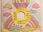 Roslyn Kind dj 45 SHAPE OF THINGS TO COME ITS A BEAUTIFUL DAY RCA VG++
